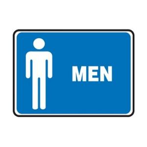 Bathroom (Restroom) Signs