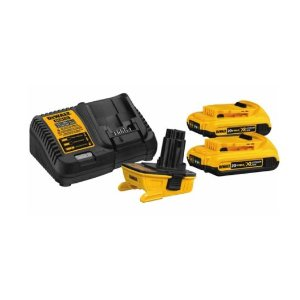 Cordless Tool Batteries and Chargers
