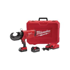Milwaukee Cordless Crimpers and Dies