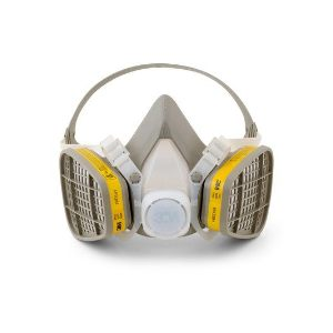 Re-Usable Respirators and Cartridges