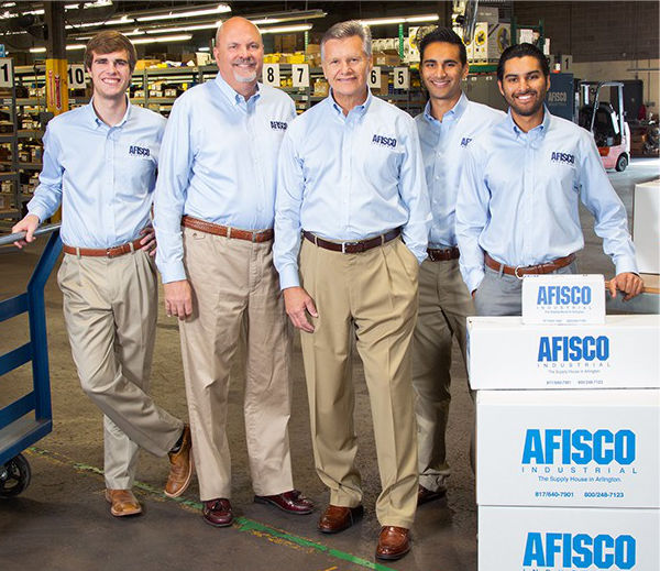 AFISCO Founders and Family