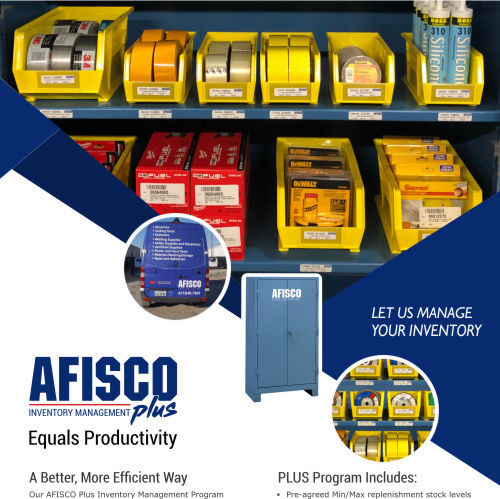 Afisco Plus - Inventory Management Program