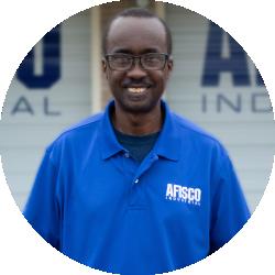 Charles Kimwele - Shipping Manager