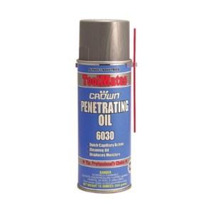 Aervoe Crown® #6030 Penetrating Oil Moisture Displacer & Lube