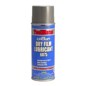 Aervoe Crown® #6075 Dry Film PTFE Lubricant & Mold Release