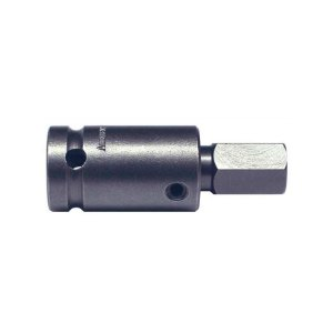 """Apex® Socket Head Bits With 3/8"""" Square Drive Adapters - SAE"""