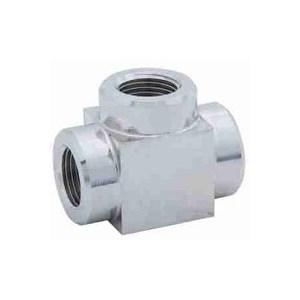 BVA Hydraulics 3-Way Connector