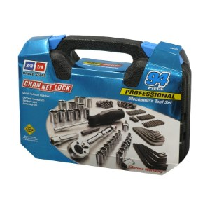 Channellock 94 Piece Mechanic's Tool Set