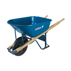 Jackson® Steel Contractor Wheelbarrow