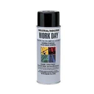 Krylon® Industrial Work Day™ Aerosol Enamel Spray Paints