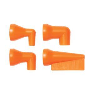 "Loc-Line® 90° Nozzle Kit for 1/2"" System"