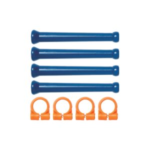 """Loc-Line® Extended Element Kit with Element Clamps for 1/4"""" Systems"""