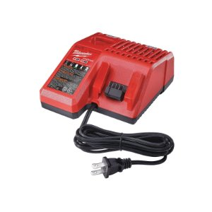 Milwaukee M12 and M18 Lithium Ion Multi-Voltage Battery Charger
