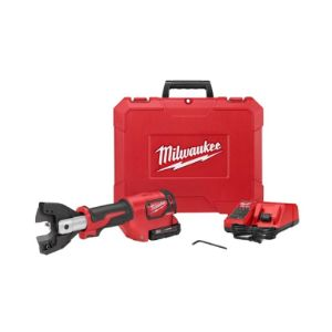 Milwaukee M18™ FORCE LOGIC™ Cable Cutter Kit w/750 MCM Cu Jaws (2672-21)