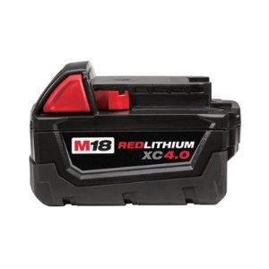 Milwaukee M18™ REDLITHIUM™ XC 4.0 Extended Capacity Battery Pack (48-11-1840)