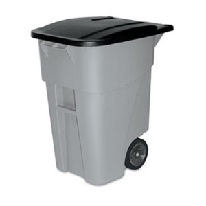 Rubbermaid® Brute® 50 Gallon Rollout Container (Trash Cans)