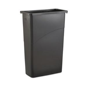 Rubbermaid® Commercial Slim Jim® Large Rectangular Waste Receptacles
