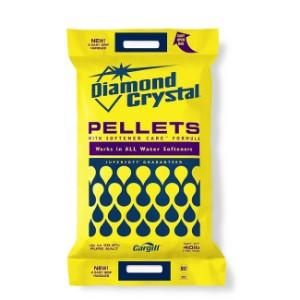 Salt Diamond Crystal Pellets