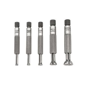 Starrett® Series 829, 831, and 830 Small Hole Gauge Sets