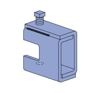 Unistrut Beam Clamp (P1648S thru P1653S)