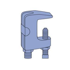 Unistrut Universal Beam Clamp (P2898-37 thru P2898-87)